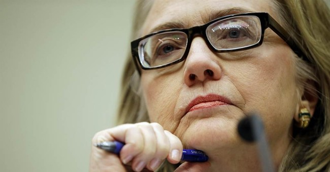 Poll: Benghazi Investigation Erodes Hillary Clinton's Favorability Ratings