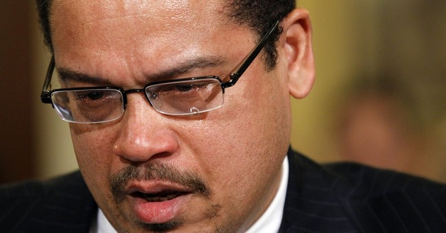 Rep. Keith Ellison Officially Enters Race for DNC Chair