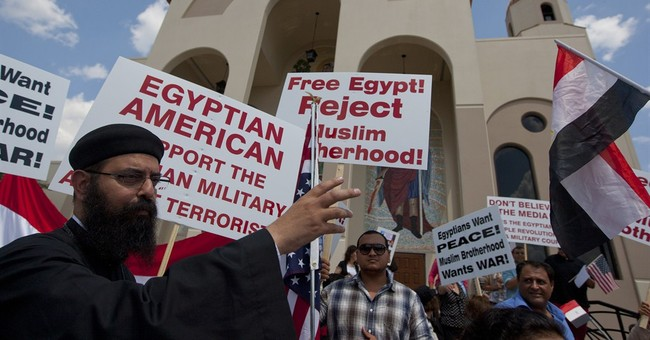 Muslim Brotherhood Forcing Egyptian Christians to Pay 'Submission' Tax