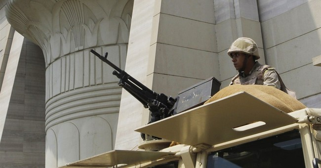 Support for Muslim Brotherhood Plummeting in Egypt