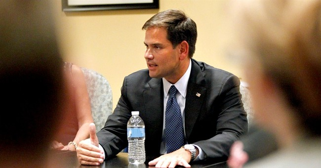 Rubio: Let's Face It, Obamacare's Individual Mandate Must Be Delayed
