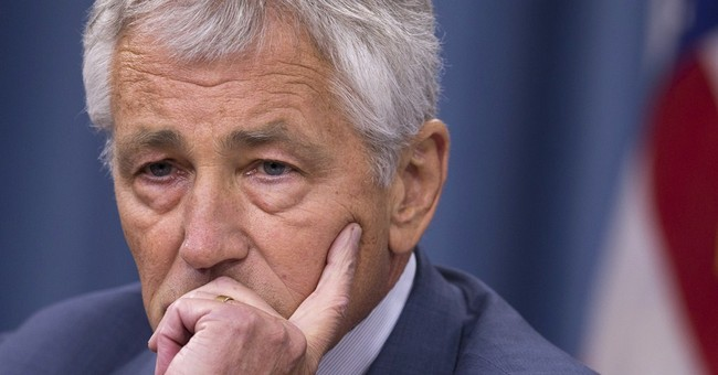 "Hagel: Our Military is ""Ready"" to Intervene in Syria"