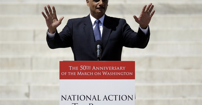 Whatever Happened to Eric Holder?