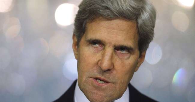 "Kerry: ""There is No Military Solution"" in Syria"