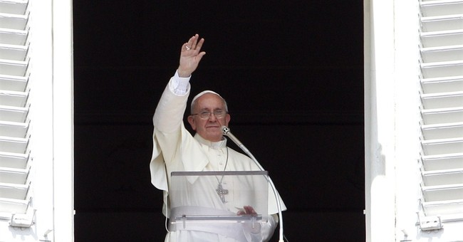 Pope Speaks Out for Peaceful Resolution to Syrian Conflict