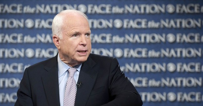 John McCain: People Want Me to Run For President Again, You Know