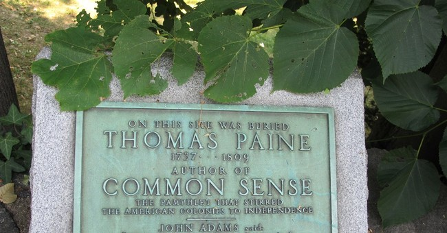 Where Is Today's Tom Paine?