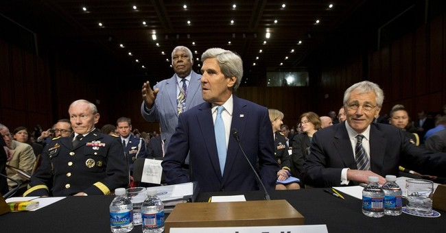 Syria Hearing: Secretary Kerry Refuses to Rule Out Use of U.S. Ground Troops