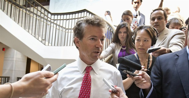 Rand Paul Wins Another Straw Poll