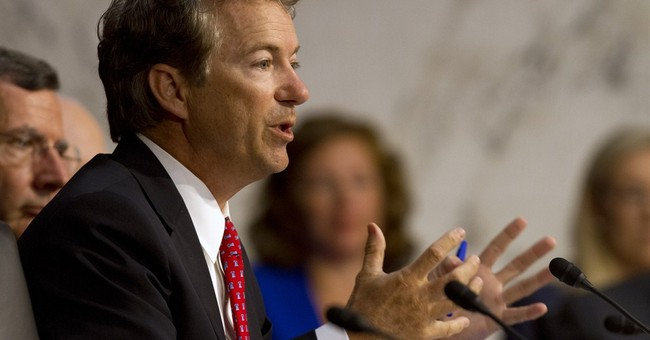 "Rand Paul: ""The Threshold For War Should be a Significant One"""