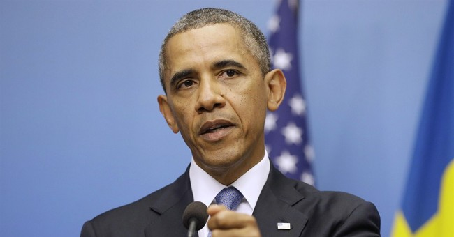 "Obama on Syria: ""My Credibility Isn't On the Line"""
