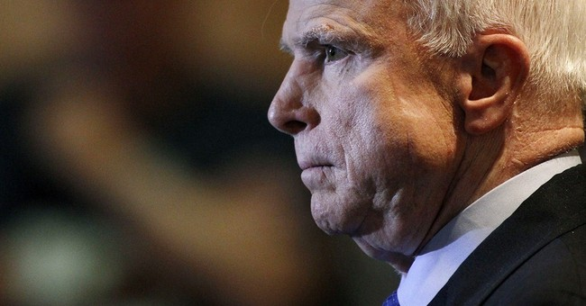 Showdown Over Ground Troops: McCain Says Impeachment On The Table For Obama