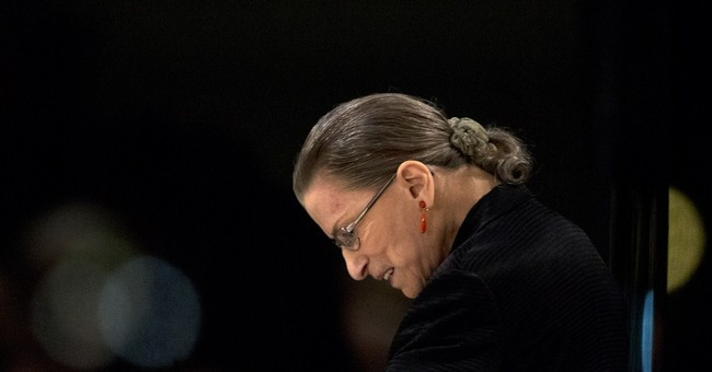 "Ruth Bader Ginsburg Admits She ""Wasn't 100% Sober"" at the State of the Union Address"