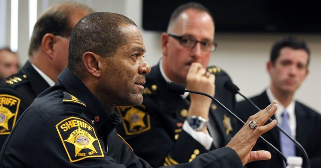 Watch Sheriff David Clarke Destroy Eric Holder, Al Sharpton For Fanning Ferguson Flames