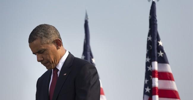 A President Adrift