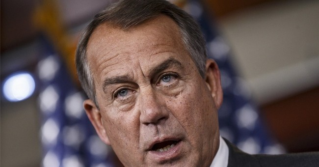 Will Boehner Protect Even His Own Religious Liberty?