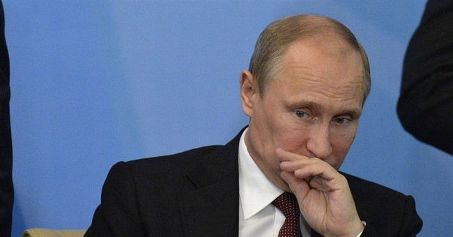 Putin Takes Another Shot at Obama