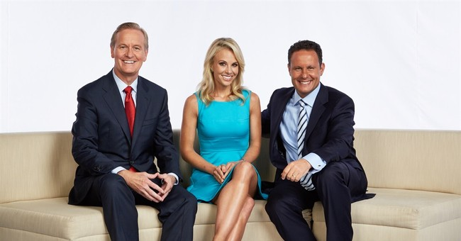 Elisabeth Hasselbeck Says Goodbye To Fox & Friends