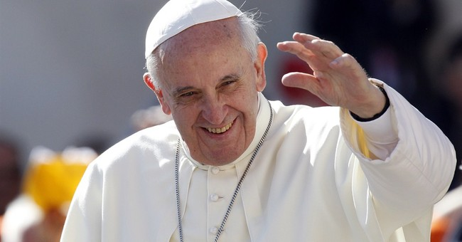 "Pro-Choice Group ""Thanks"" Pope Francis A Bit Too Early"