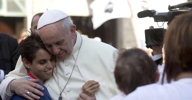 Let Pope Francis Speak on Gays, Women