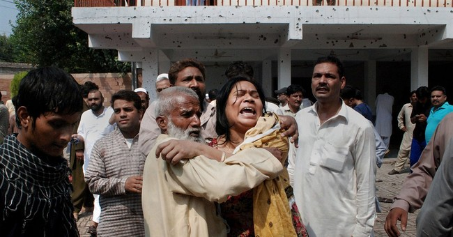 At Least 75 Dead After Suicide Attack at Christian Church in Pakistan
