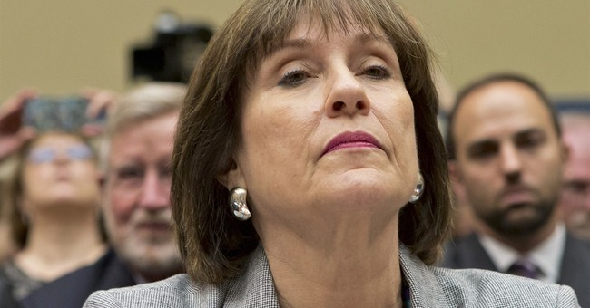 Uncle Sam Sucker Punched By Lois Lerner