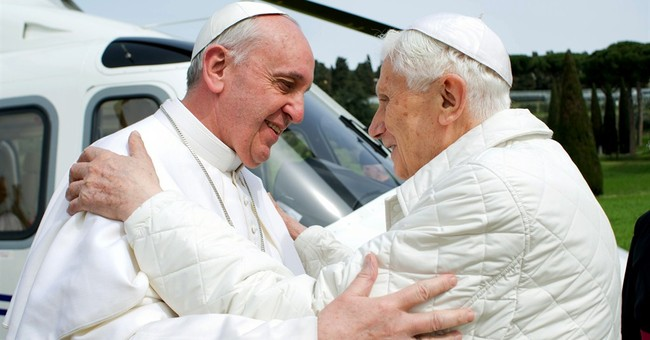 Historic: Pope Francis Announces Two Former Pontiffs to be Canonized on Same Day