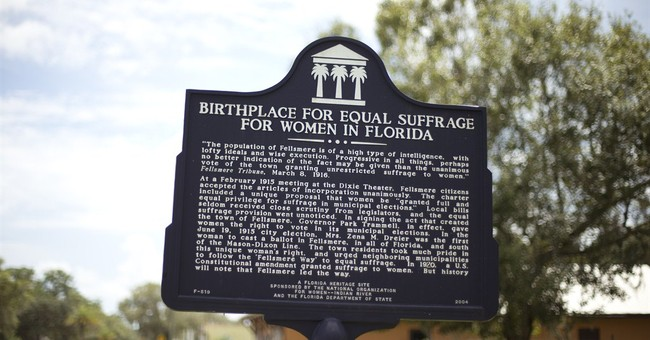 """August 26 Declared """"Women's Equality Day"""""""