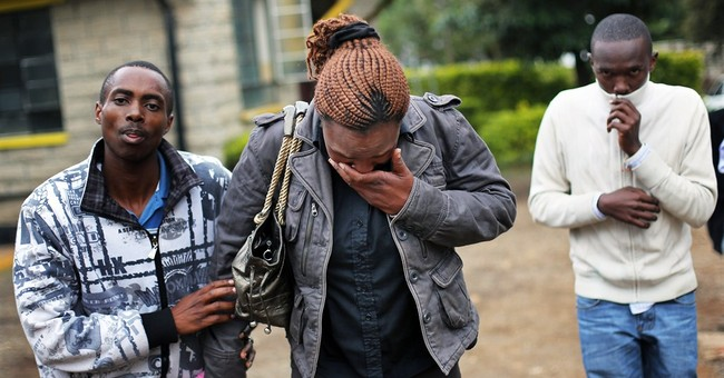 The Nairobi Terror Attack: Icons and Images From the Terrorists' War On the Globe