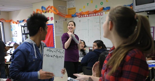 Number of Tenured Teachers in CA Fired for Poor Performance in Last Decade: 19