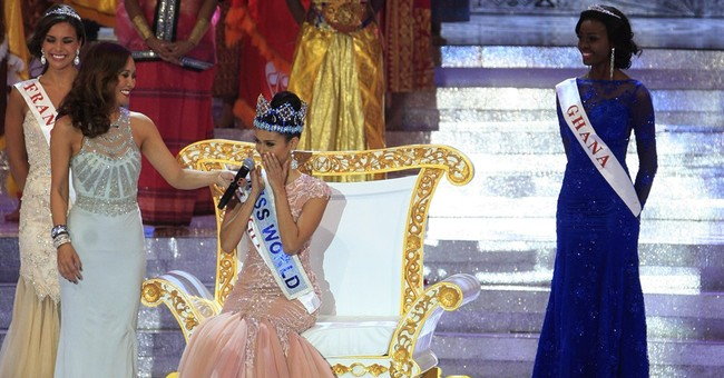 "Miss World: ""I'm Pro-Life"""