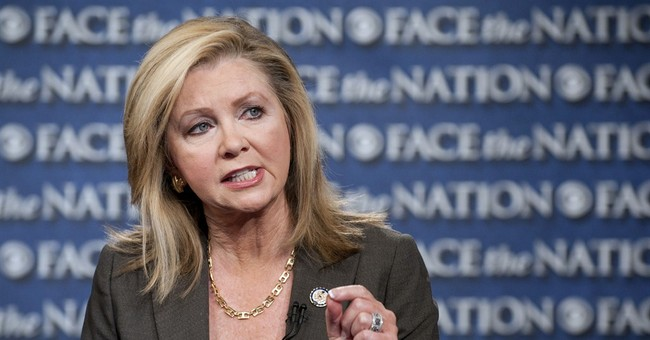 Twitter Blocks Marsha Blackburn's Campaign Video Over Mention of Planned Parenthood's Alleged Trafficking in 'Baby Body Parts&#39