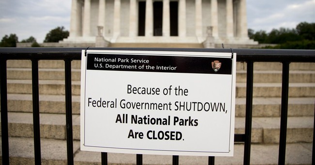 Shutdown Theatrics Exemplify Why We Need Less Government