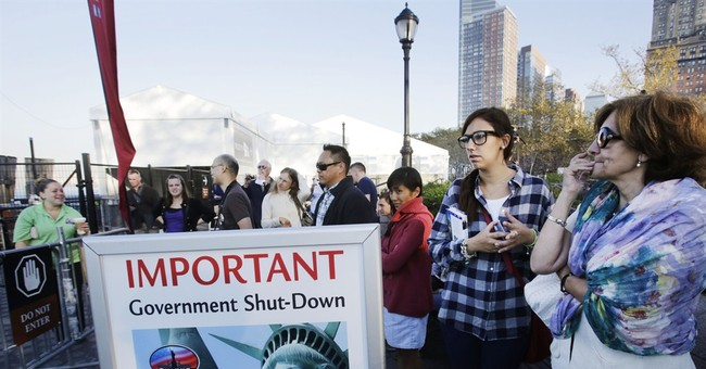 Eight Things That Did Not Happen When the Government Shut Down