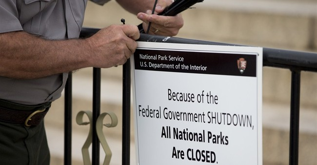 Everything You Need to Know About the (Meaningless) Partial Government Shutdown