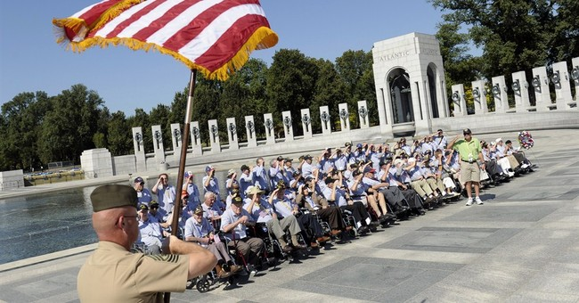 Dear Obama: War Memorials Belong to Our Veterans