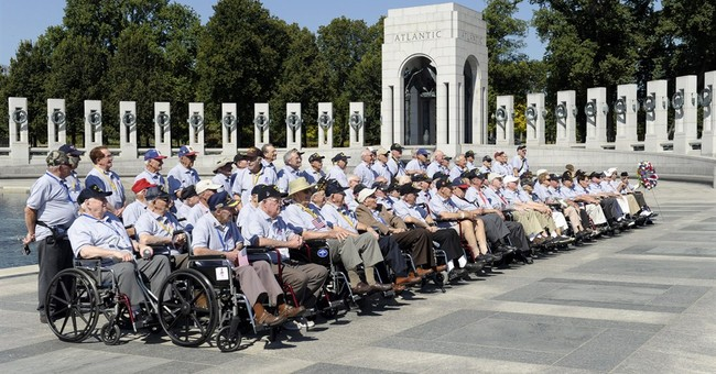 Why World War II Vets?