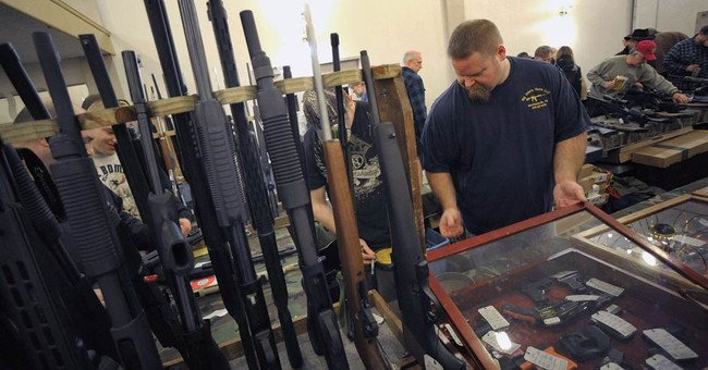 DOJ Wanted to Scan License Plates of Gun Show Attendees
