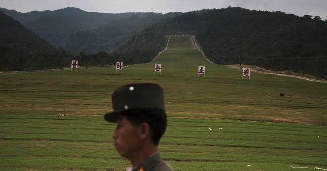 North Korea Steps Up Their Empty Rhetoric