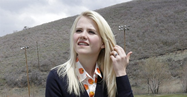 Elizabeth Smart Releases Video Detailing the Role Pornography Played In Her Kidnapping