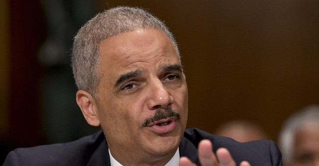 Holder's DOJ Attorneys, Not ATF Agents, Let Grenades Go to Mexican Drug Cartels