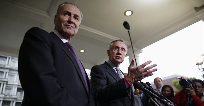"Surprise: Reid Flatly Rejects Moderate GOP Offer, Dems Plot to ""Break"" Republicans"