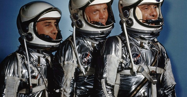 Sure, I'll Say It: A Democrat Helped Win the Space Race
