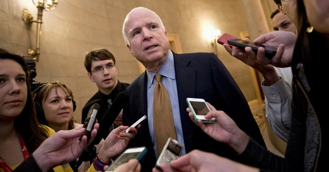 "McCain on Iraq: ""No Good Option, Worst Option is to Do Nothing"""