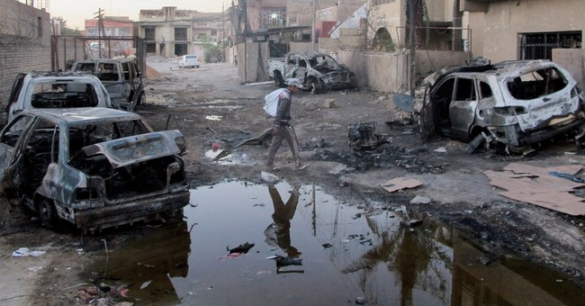 October Might Be Most Violent Month in Iraq Since 2006