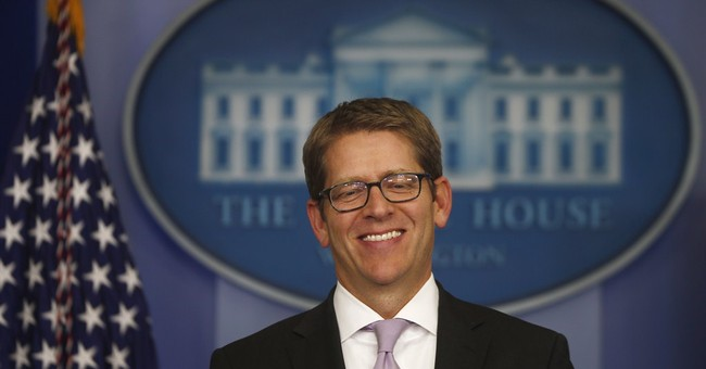 Carney on Tough Obamacare Questions: Um, Talk to HHS