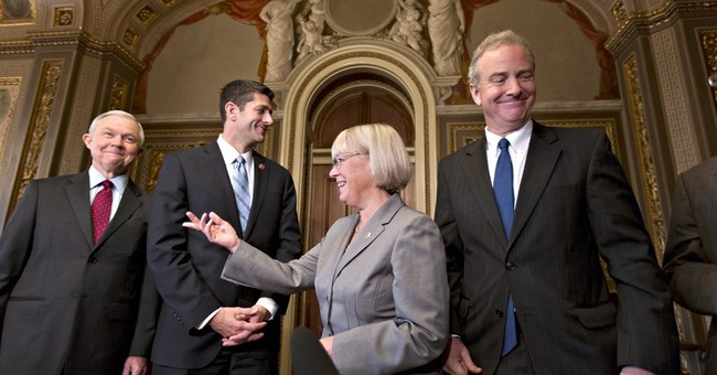 Bipartisanship Lives!