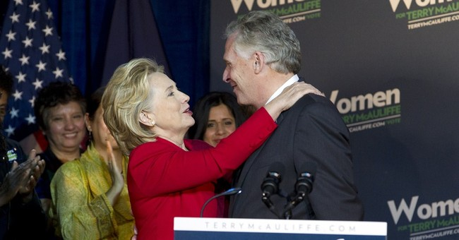 Terry McAuliffe's Anti-Catholic Campaign