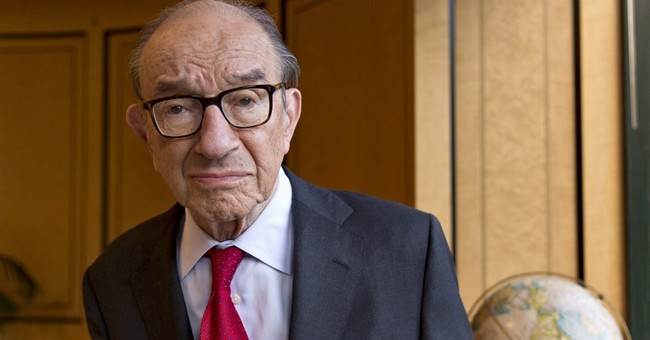 Defending Alan Greenspan