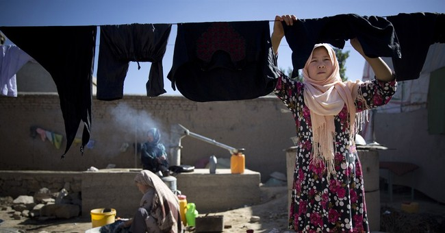 What Will Happen to Afghan Women When the Taliban Returns?